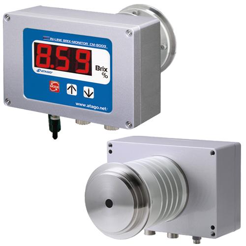 On line refraktometer CM-800 alpha