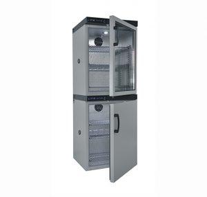 Dvojkomorové chladničky
